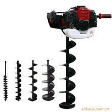 Doersupp черный 100 мм/120 мм/150 мм/250 мм 4 размера Металл шнек биты одним лезвием бит бурового инструмента для отверстие Digger копания машины