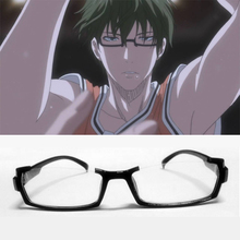 For Anime KUROKO NO BASKET Midorima Shintarou Cosplay Glasses Photography Prop Eyewear