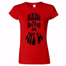 HANG THE DJ DESIGN WOMENS/MENS T SHIRT MUSIC ROCK METAL SMITHS PARTY RAVE FESTIVAL Fashion T-Shirts Summer Straight 100% Cotton
