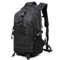 Spor ve Eğlence'ten Tırmanma Çantaları'de 45L askeri taktik sırt çantası Trekking çantası yürüyüş dağcılık bisiklet seyahat için açık sırt çantası kamp balıkçılık yürüyüş