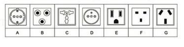 output socket p2