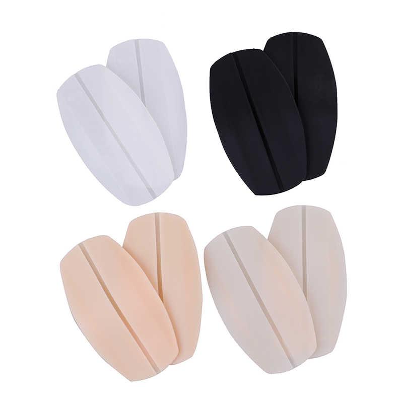 1 çift silikon iç çamaşırı kaymaz omuz pedi sutyen askısı dekompresyon omuz pedleri DIY giyim aksesuarları yeni tasarım