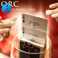 Free Shipping O.R.C.(Optimum Rising Card)  Accessories magic tricks magic props
