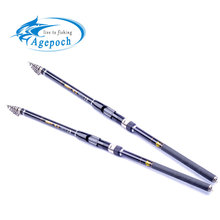 Agepoch 3.6/4.5/5.4/6.3/7.2M Carbon Fiber Rock Fishing Rod Spinning Tackle Feeder Peche Telescopic Carp Sea Surfcasting Favorite