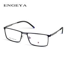 2016 Men's Super Light Metal Optical Glasses Frame,Uinque Glasses Legs Brand Designer Prescription Eye Glasses Frame For Men