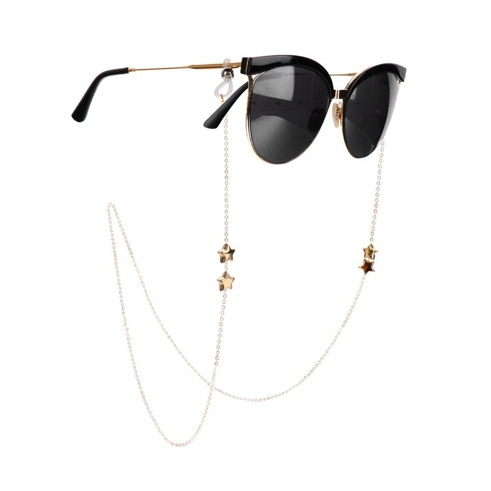 Unisex Sunglasses Lanyard Metal Eyeglasses Chain Cord Reading Glasses Strap