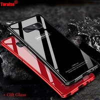 Toraise For Samsung Galaxy Note 8 Case High Metal Aluminum Back Cover Case For Samsung Note