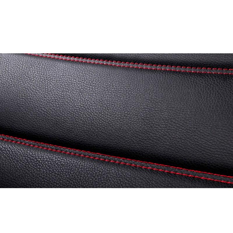 kokololee Special pu leather car seat cover for Nissan All Models Qashqai Note Teana Tiida Almera X-trai auto accessories