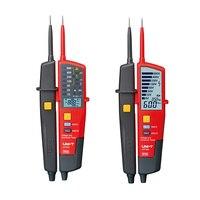 UNI T UT18C UT18D Voltage Tester Pen Voltimetro Auto Range Voltage Meters LCD/LED Indication Diagnostic tools Volt Detectors
