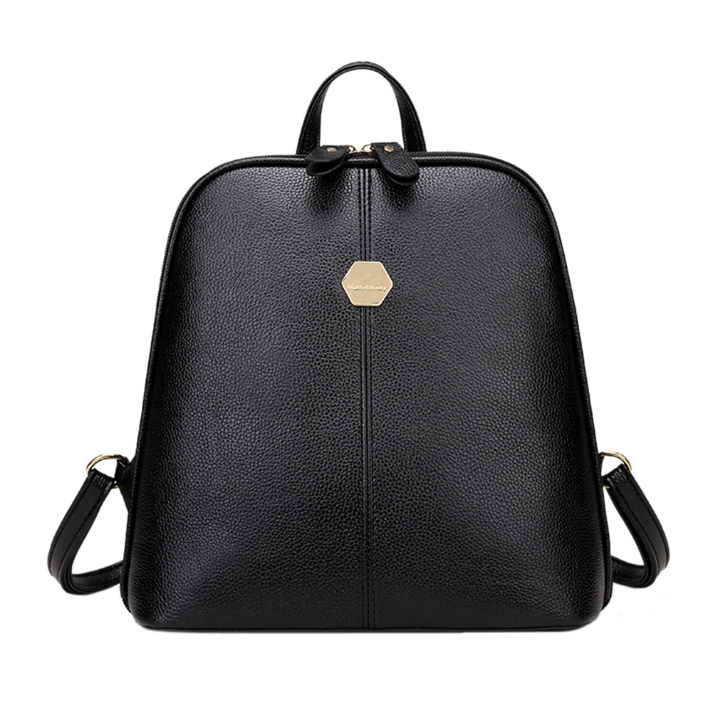 Brand Fashion Women PU Leather Backpacks Female Mini Backpack School Bag for Teenagers Girls Travel Back Bags Mochila Mujer dida bear brand women pu leather backpacks female school bags for girls teenagers small backpack rucksack mochilas sac a dos