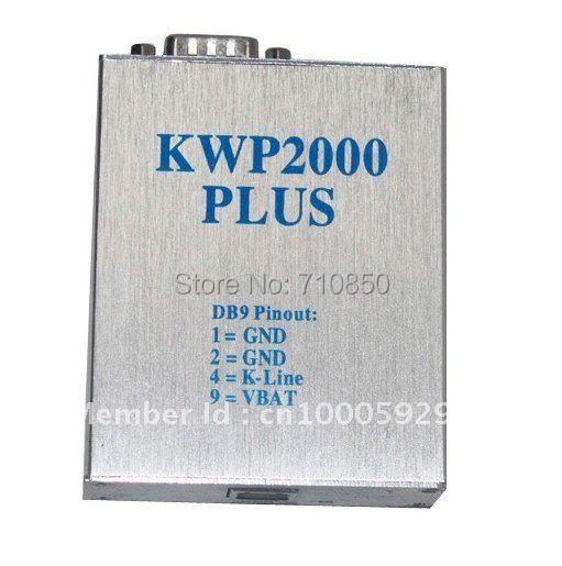 Frete grátis KWP2000 + Mais ECU Flasher Chip Sintonia KWP 2000 OBD2 II