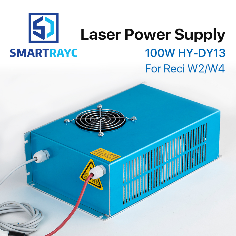 Smartrayc DY13 Co2 Laser Power Supply For RECI Z2/W2/S2 Co2 Laser Tube Engraving / Cutting Machine ac220v reci laser co2 power supply 80w dy10 w2 v2 s2 laser tube laser engraving cutting machine