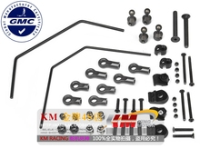 Baja 5T Sway bar set For 1/5 KM T1000 RC CARS parts