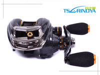Trulinoya TS1200 Fishing Reel 6 3 1 14BB 209g Black Right Handed 13 1BB Baitcasting Bait