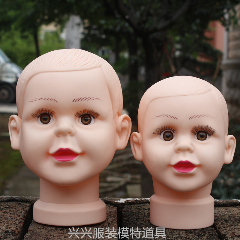 High Quality Unbreakable Realistic Pe Baby Mannequin Dummy