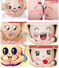 355681207ff78 للحوامل العلاج شحن مجاني الصور صور الدعائم الحمل الأمومة البطن الرسم صور  ملصقات