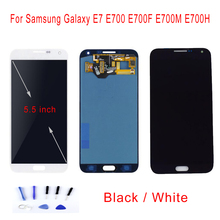 STARDE Replacement LCD For Samsung Galaxy E7 E700 E700F E700M E700H LCD Display Touch Screen Digitizer Assembly 5 цена