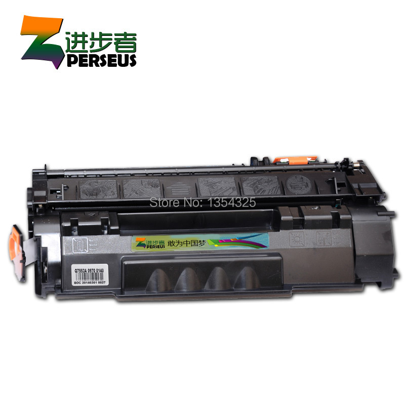 perseus toner cartridge for hp q5949a 49a full black. Black Bedroom Furniture Sets. Home Design Ideas