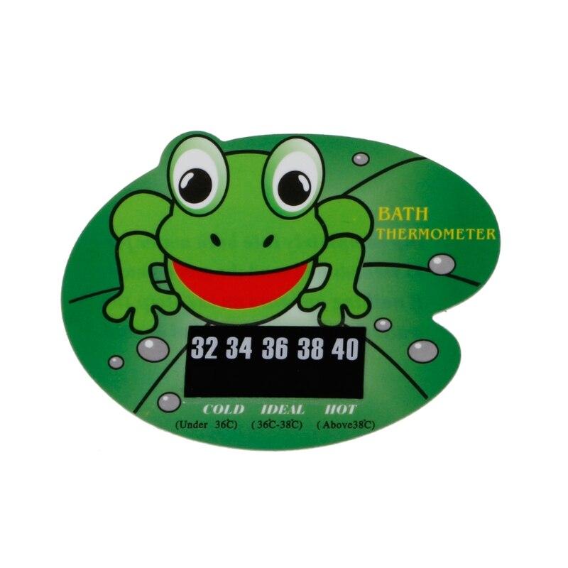 Willensstark Lcd Infant Baby Temperatur Wasser Thermometer Frosch Baby Badewanne Temperatur Tester