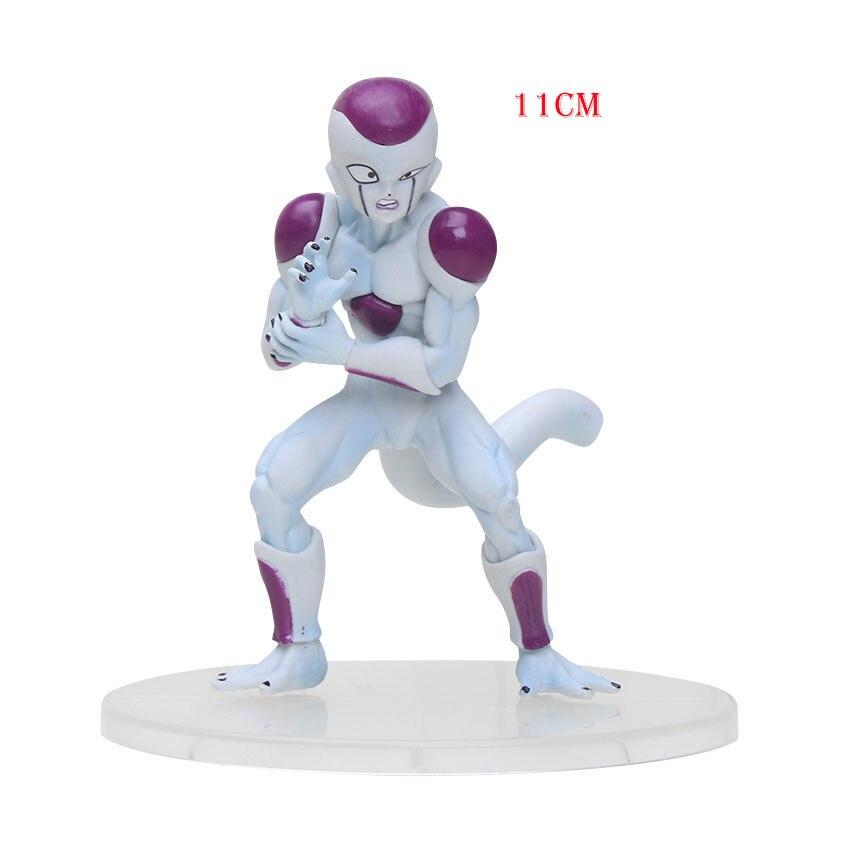 8-30 см Dragon Ball Z SCultures, большая серия Budoukai, фигурка из лазурита, наппа, радиц, Гоку, плавки, Вегета, сатана, Коллекционная модель - Цвет: white freeza