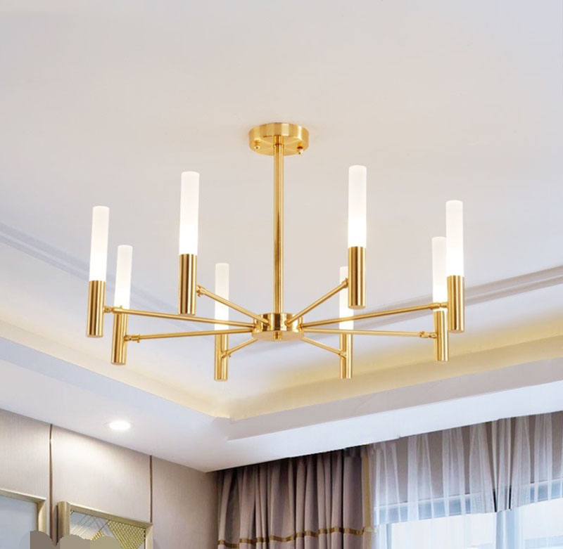 American Style Modern Ceiling Light For Living Room Foyer Bedroom Rotating Lamp Fixture G9 Replacement Bulb In Lights From Lighting