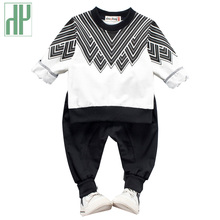 Toddler boys clothing set long sleeve little girls boutique outfits Children girl winter clothes for kids tracksuit 1 2 5 year недорого