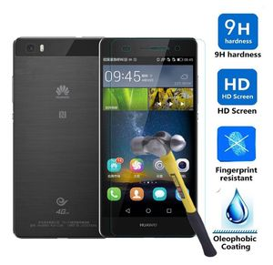 9H Tempered Glass for Huawei Honor 6 plus 4c 4x 7 4A P8 P8lite G6 G730 G7 Y530 Y550 Y330 Y336 Y3C Y511 Y520 Y541 Y625 Y635 case(China)