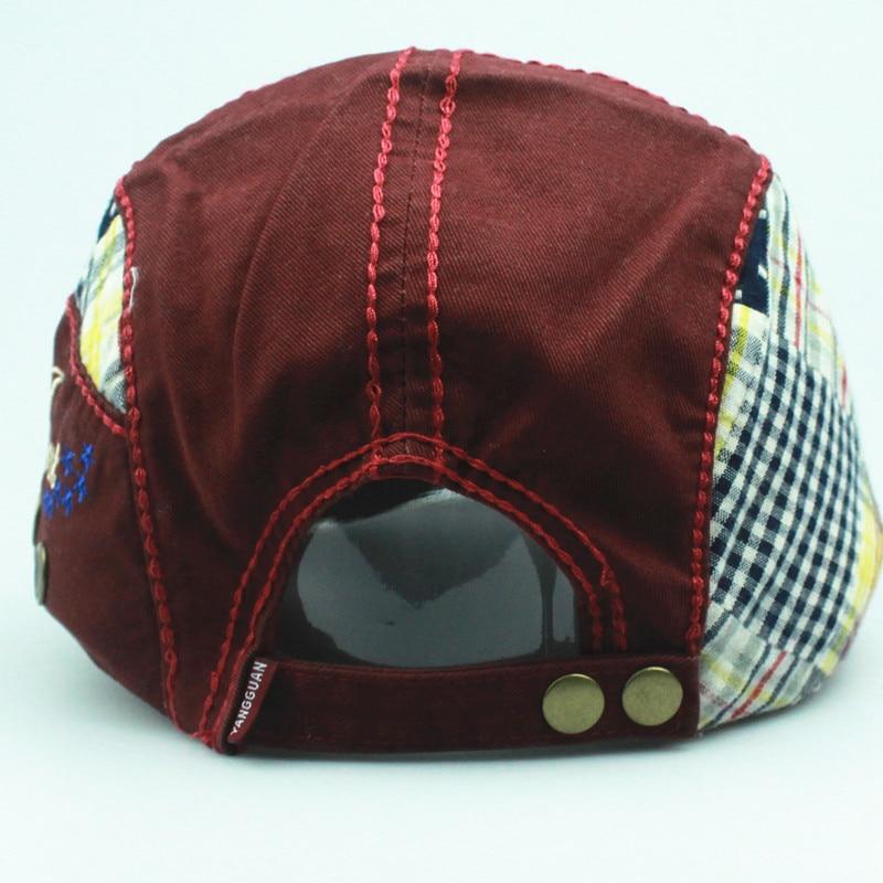 Xthree Fashion Beret hat casquette cap Sombreros de algodón para - Accesorios para la ropa - foto 4
