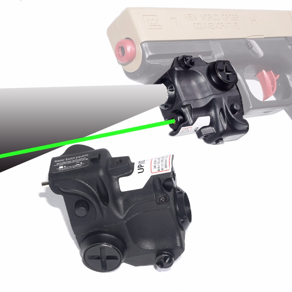 Tactical Hunting Compact Green Dot Laser Sight Scope with LED Flashlight Combo Fit for 20mm Rail 102 module green dot laser sight pressing switch controlled with mounts