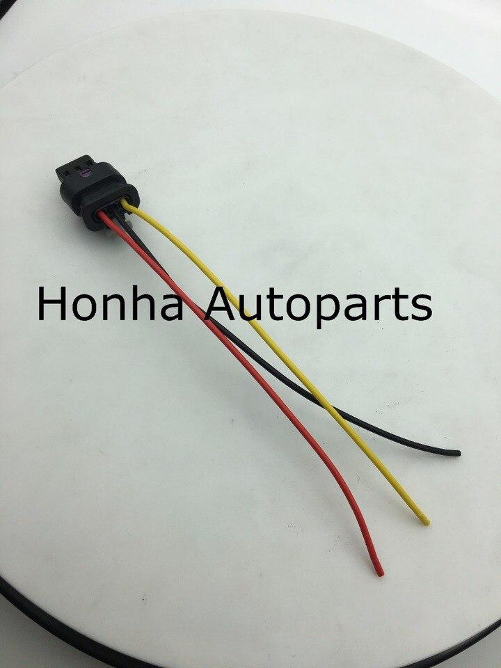 Flat Housing Connector Plug 3 pin Wiring Harness 3C0973203 4F0973703|audi  harness|audi wire harnessvw wiring harness - AliExpressAliExpress