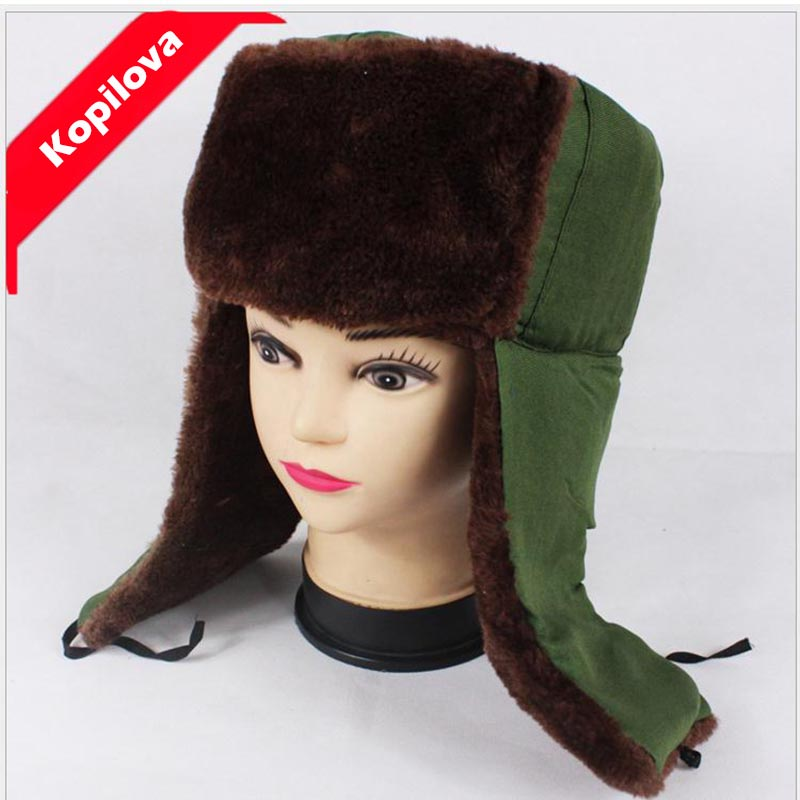 KopiLova 1pcs Winter Outdoor Cold-proof Safety Hat Cap Anti-wind Work Protective Hat Adult Work Cap Free Shipping lady s skullies womail delicate pregnant mothers soft velvet cap maternal prevention wind hat w7
