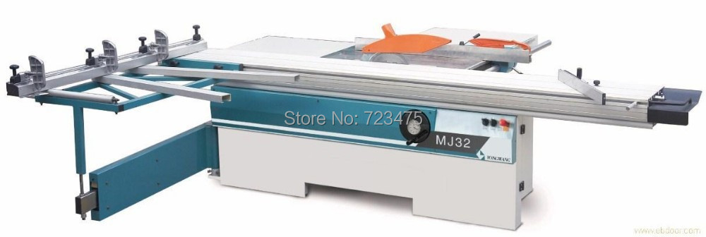 The Best Mj6132td Woodworking Sliding Table Saw In Saw Machinery