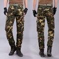 Новый Повседневная Мужчины Брюки Камуфляж Хип-Хоп Прохладный Армия брюки Верхней Одежды Одежда Мода Военные Брюки Мужчины Бегунов