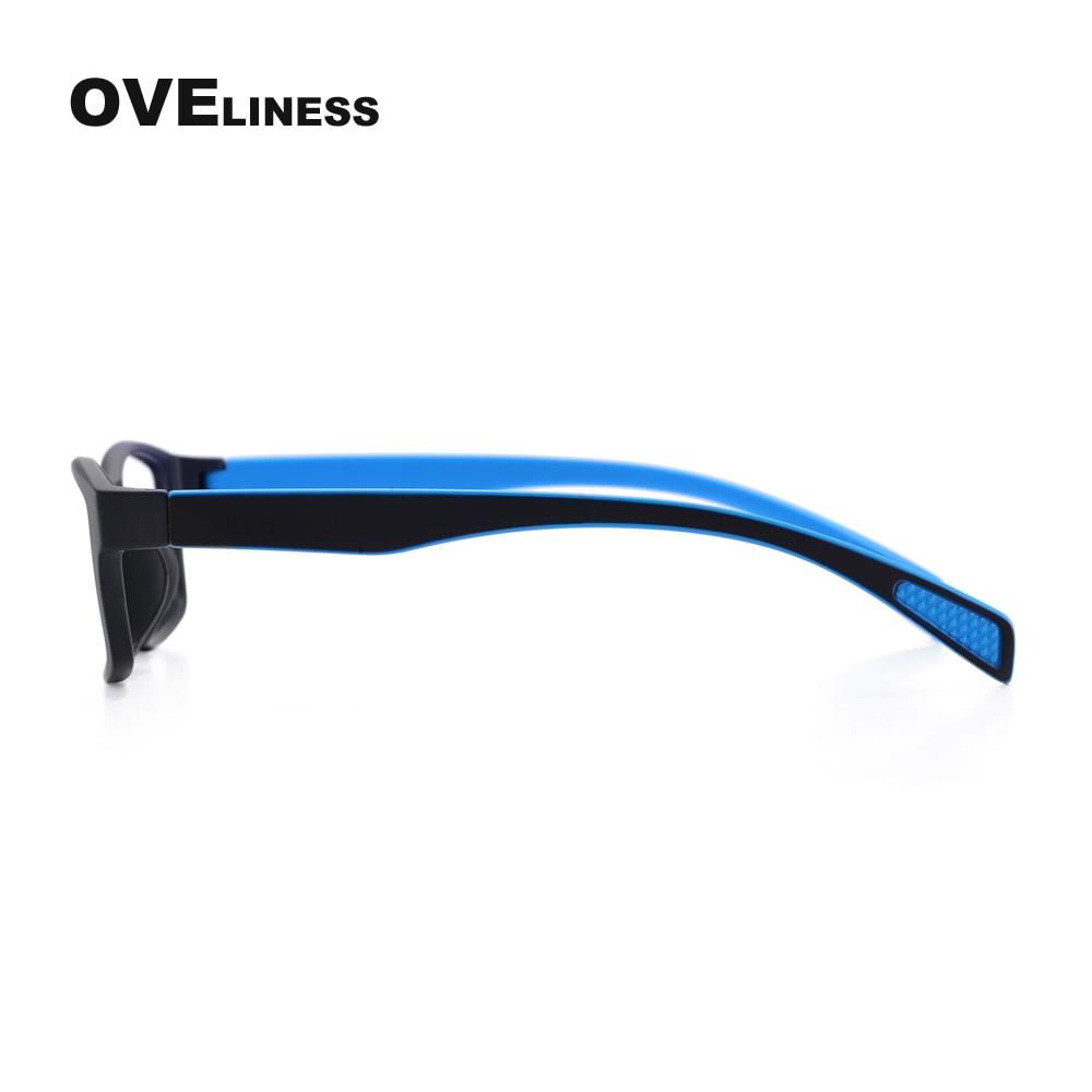 TR90 Brillenfassungen Frauen Männer Optische Klare Linse Lesebrillen - Bekleidungszubehör - Foto 5
