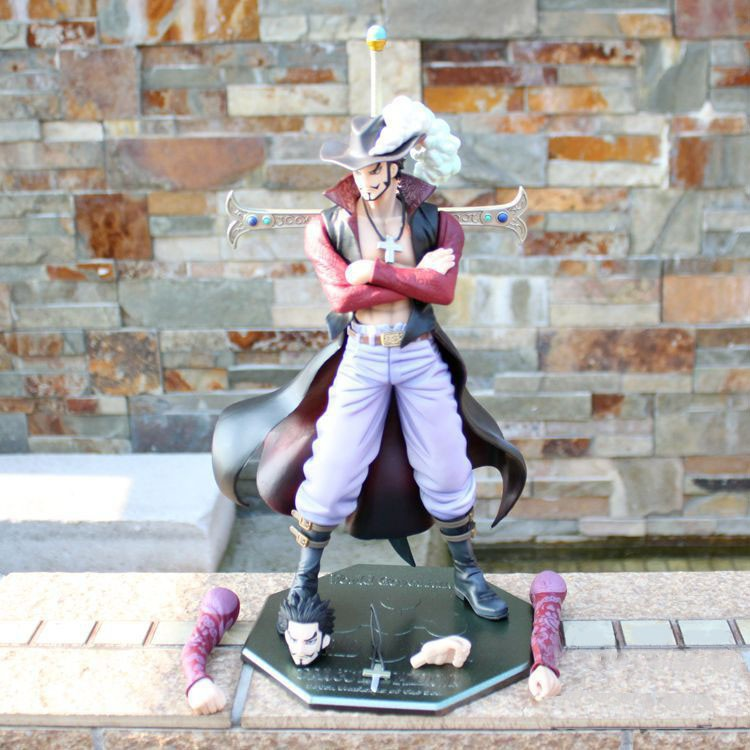 Mihawk Figure with Hand Arms and Head
