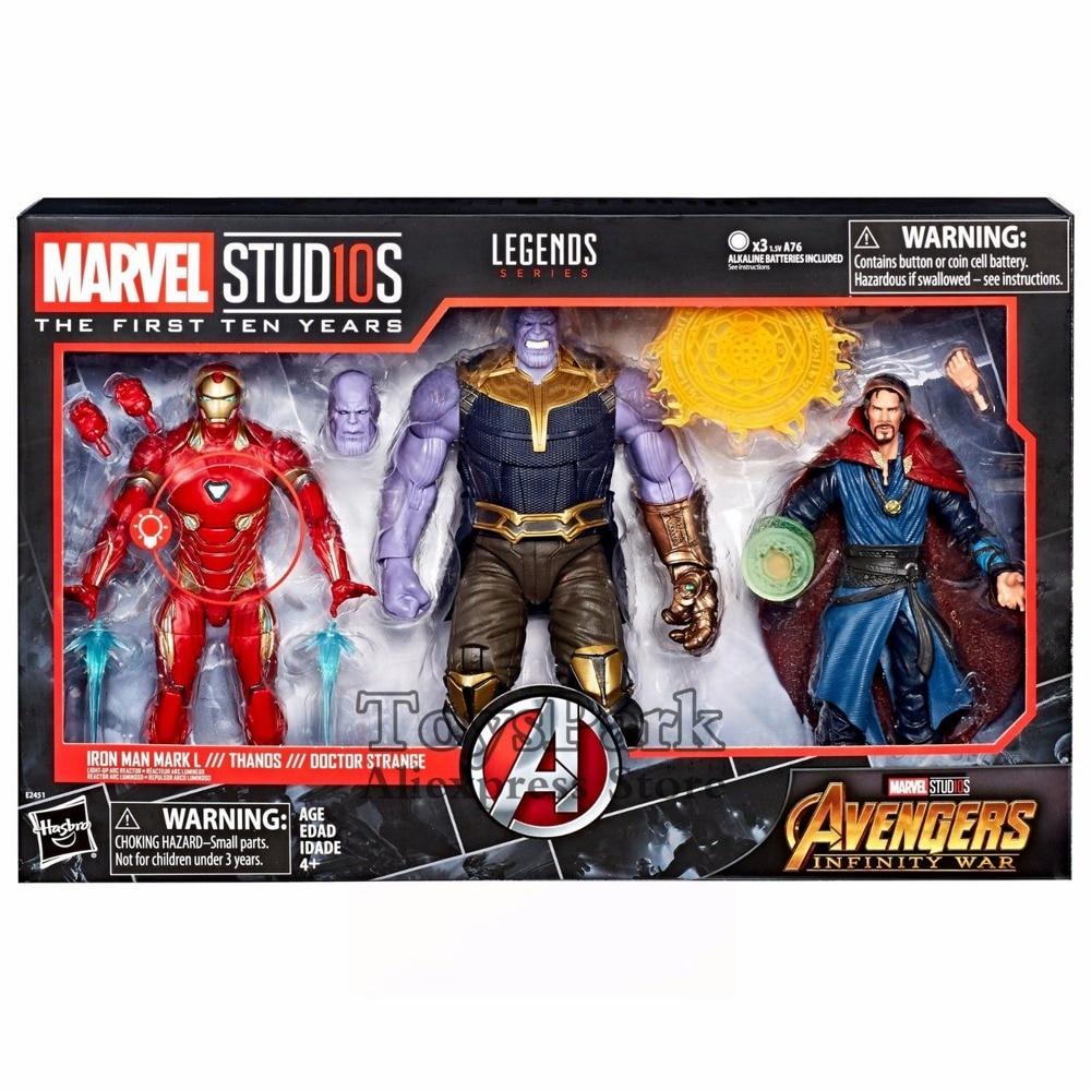 Marvel Legends Studi 10th Anniversa 6