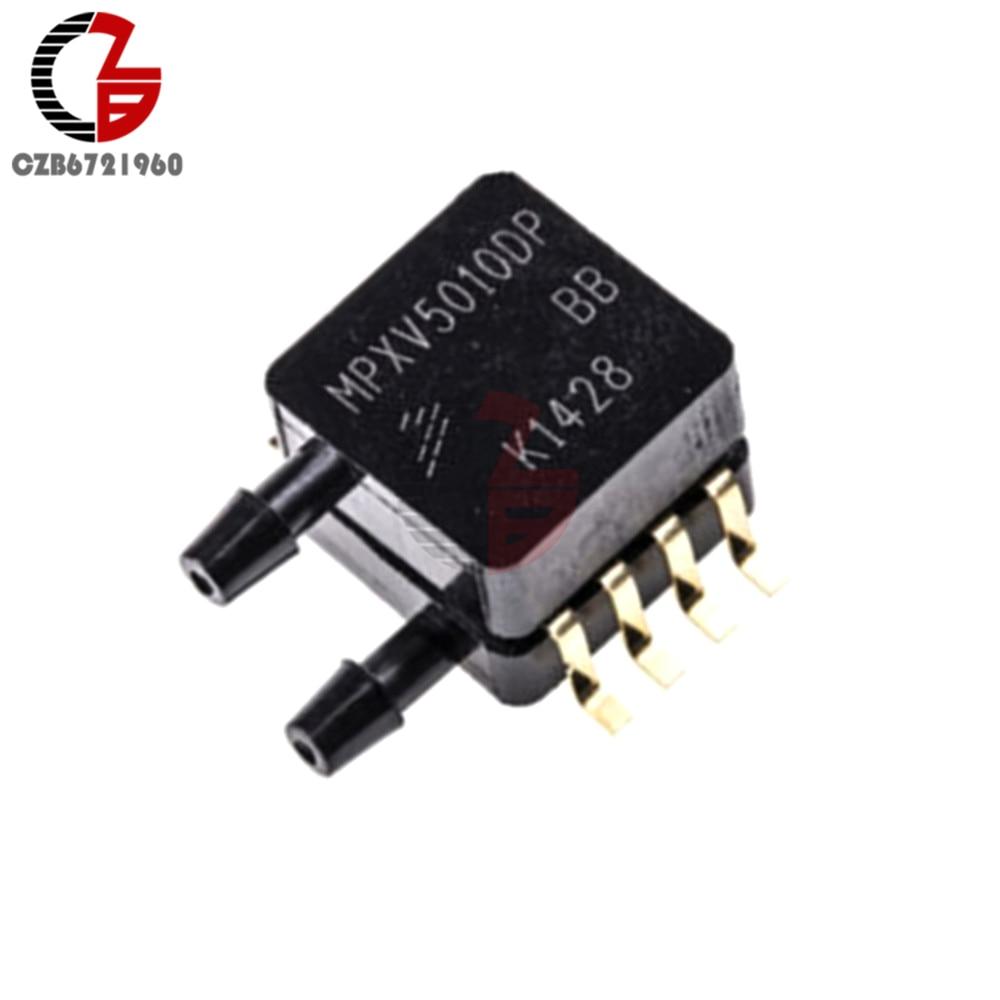 Original MPXV5010DP MPXV5010 Pressure Sensor SOP8 k24c32 sop8