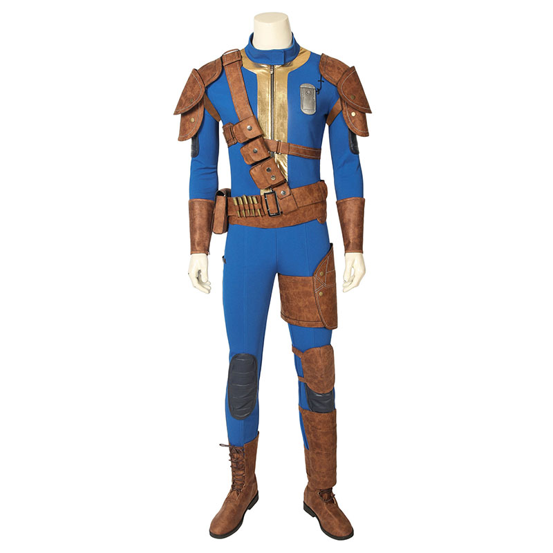 Dropshipping Survivor 76 in the Super Fire game cosplay custom coverall Halloween full body customization.