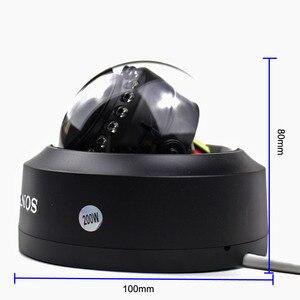 Image 5 - Sony323 caméra de surveillance dôme IP Wifi/1080P, dispositif de sécurité domestique intelligent, CMOS 960P 720P, détection de mouvement, microphone intégré, carte SD et protocole P2P