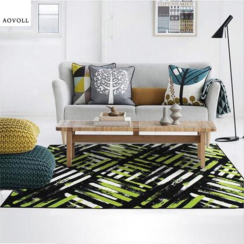 AOVOLL Nylon Style abstrait tapis pour salon chambre tapis tapis et tapis pour maison salon tapis chambre d'enfants