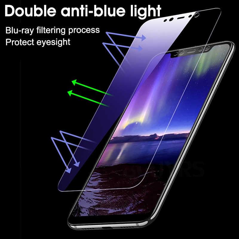 Закаленное стекло 9H для Xiao mi 8 SE mi A2 Lite 8 mi Max2 Pocophone для Xiao mi 8 A2 Lite mi Max Защитная пленка для экрана
