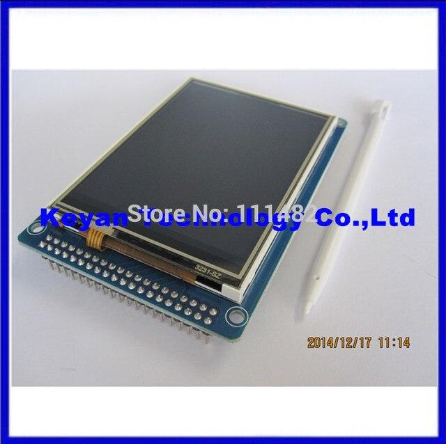 3.2 дюймовый 320x240 Сенсорный ЖК-Экран ЖК 3.2 дюймов сенсорный экран TFT ЖК-модуль цветной экран, LCD модули
