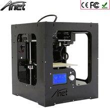 Discount Price Anet A3-S Full Assembled Desktop 3D Printer Precision Reprap Prusa i3 3D Printer with Filament 16GB Card