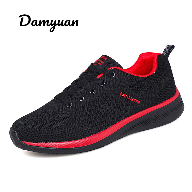 Damyuan 2019 New Fashion Shoes Men Mesh Breathable Walking Shoes Sport Footwear Outdoor Sneakers Flats Comfortables Casual ShoesDamyuan 2019 New Fashion Shoes Men Mesh Breathable Walking Shoes Sport Footwear Outdoor Sneakers Flats Comfortables Casual Shoes