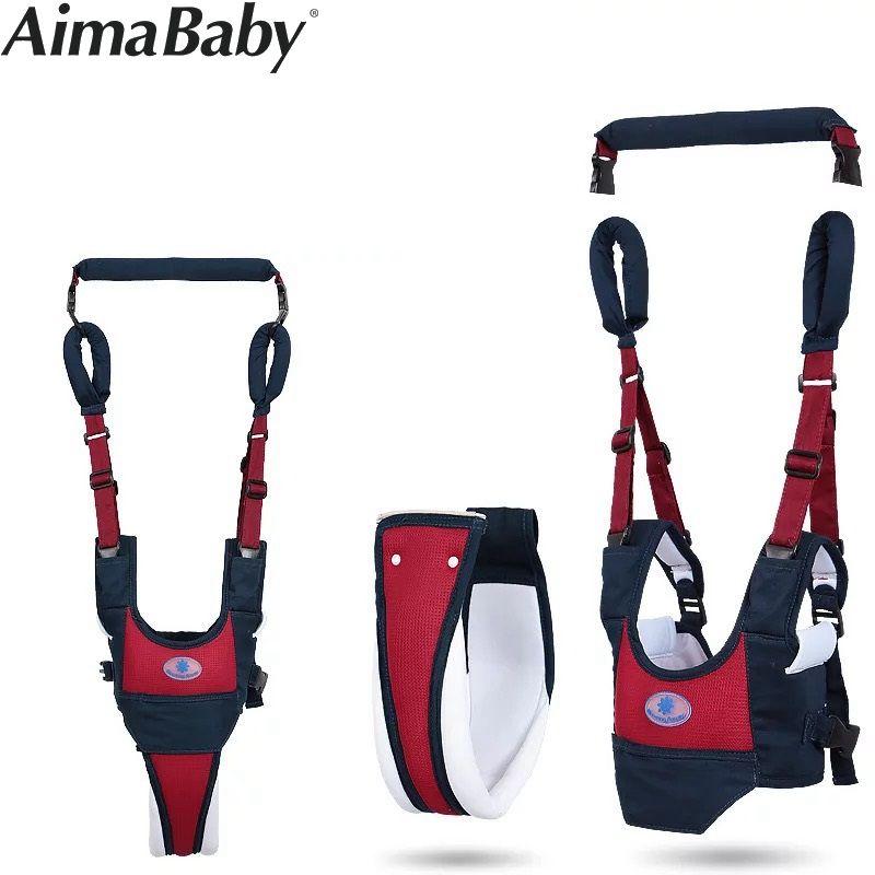Trela Da Criança Do Bebê Walker Assistente removível Crianças Andando Trela Arnês Cinto de Segurança da Criança Do Bebê Cinto Infantil Bebê Moon Walk