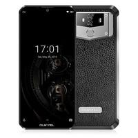 OUKITEL K12 4G 6.3 inch Smartphone MT6765 Helio P35 2.3GHz 6GB RAM 64GB ROM Sony IMX298 16MP 10000mAh Type C Mobile Cellphones