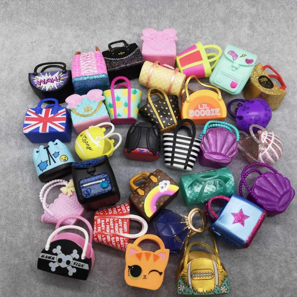 1pcs  can choose lol dolls bag doll  Accessorries lol accessories on sale collection DIY Toy