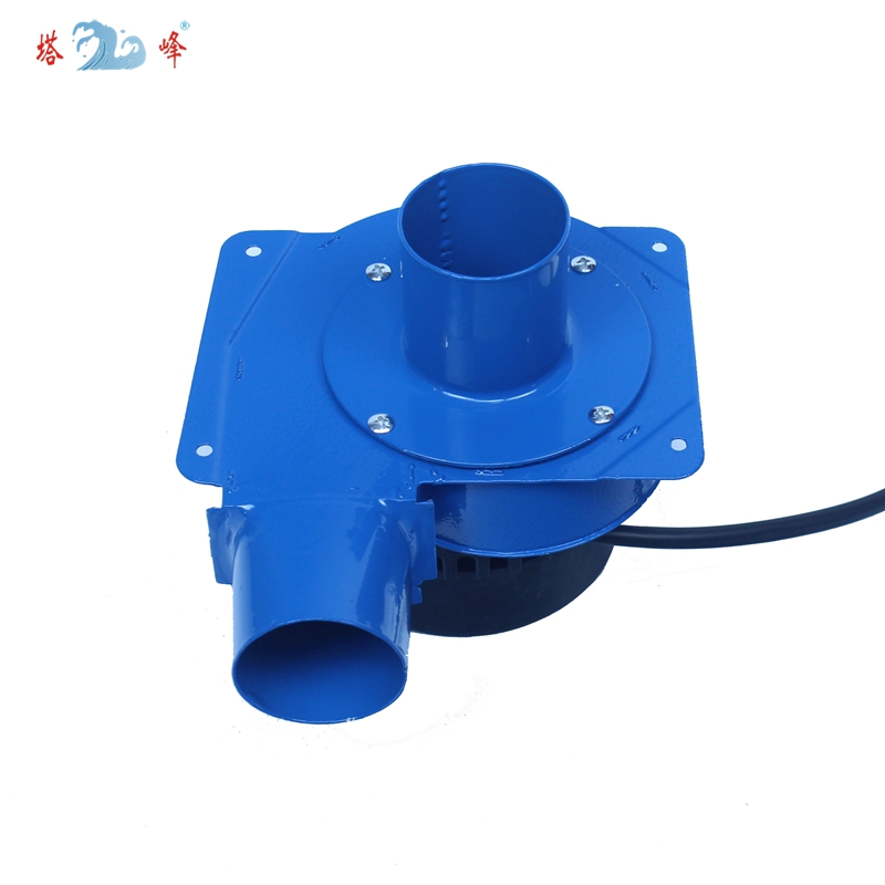 Free shipping China 20w exhaust small centrifugal fan hot air circulation blower 50mm pipe free shipping 20w mini bbq experiment grill smoke exhaust small size electric blower fan ac 220v centrifugal blower soprador
