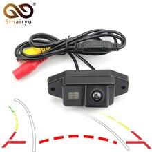 Sinairyu Intelligent Reversing Trajectory Tracks Reverse Rearview Camera Backup Parking Camera For Toyota/Prado/Land/Cruiser 120