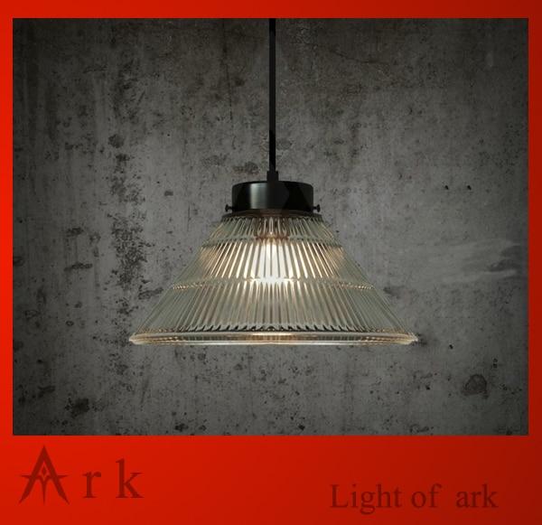 ARK LIGHT Vintage reminisced loft glass  pendant light american style pendant light classical pendant light